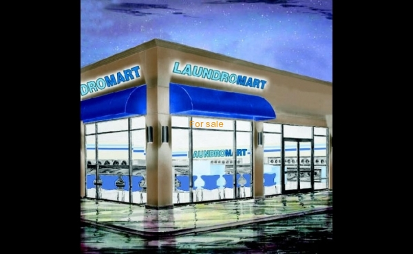 Laundry for sale in Lakeworth, Florida.